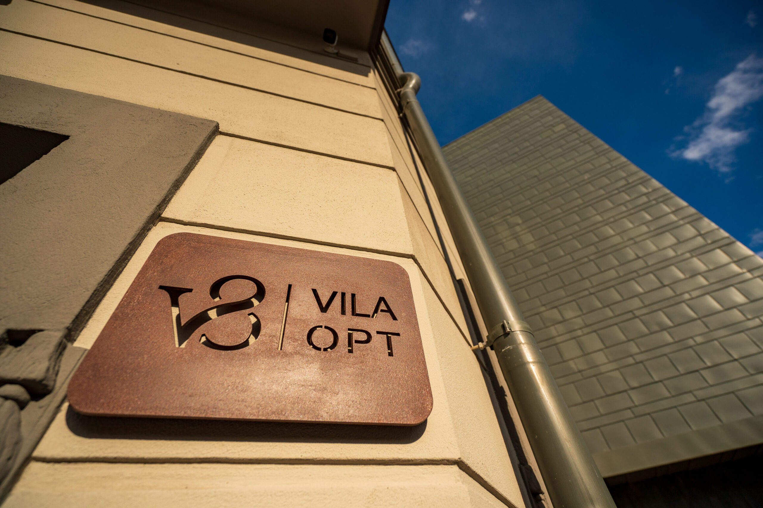 intrare boutique hotel vilaopt
