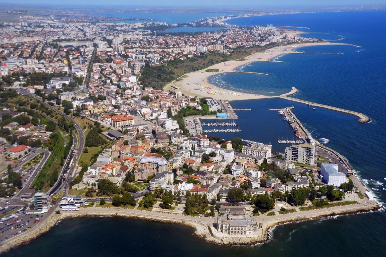 Obiective turistice Constanta - Portul Tomis