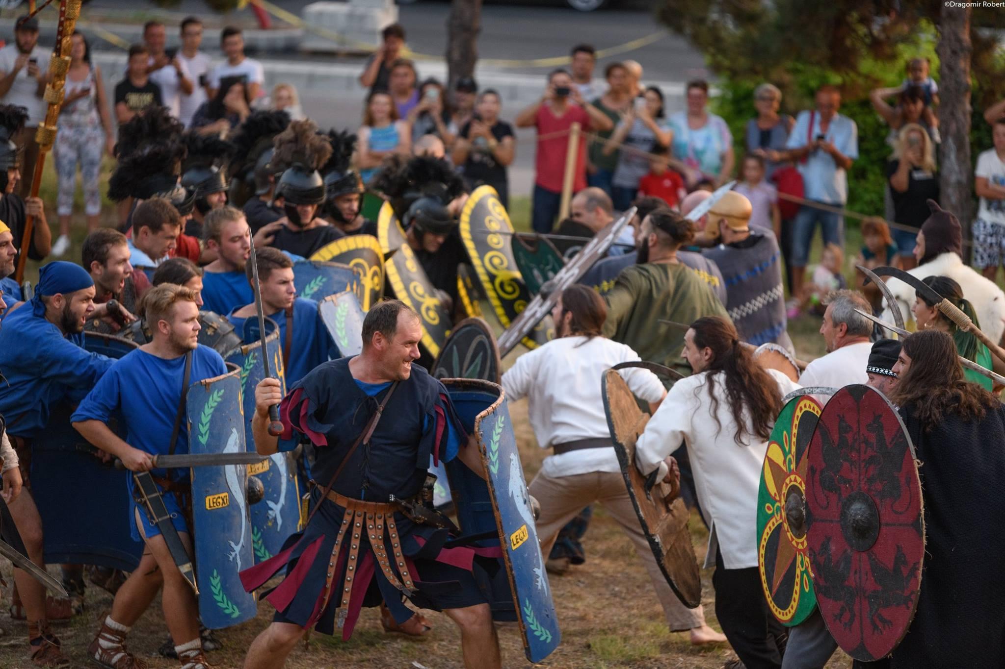 Evenimente Constanta - festivalul Antic Tomis