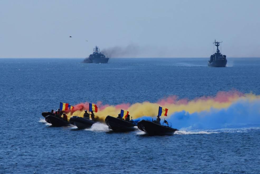 Ziua Marinei in Portul Tomis constanta